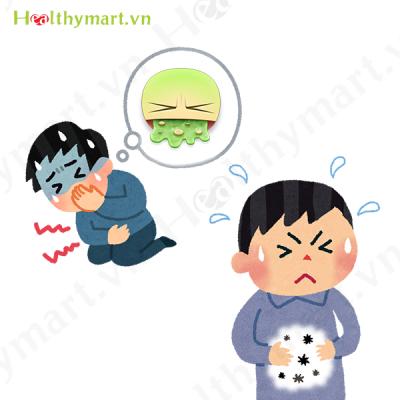 Bệnh tiêu hóa ở trẻ em Hiểu để phòng bệnh đúng cách