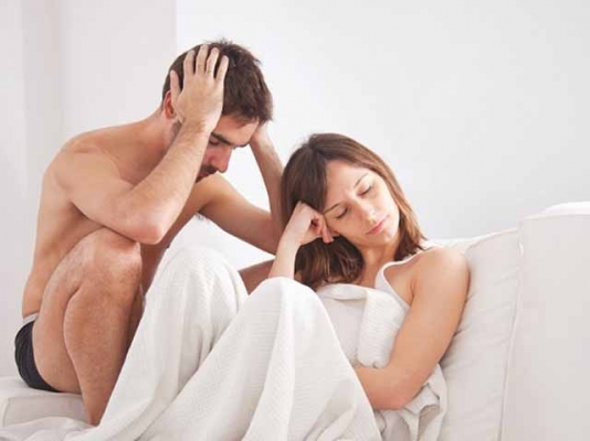 Rối loạn cương dương Chứng bệnh khó nói của nam giới