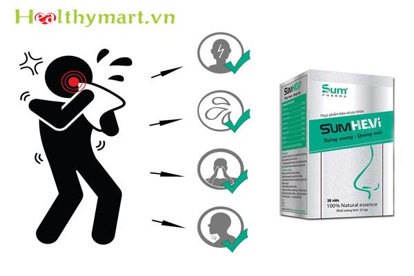 Thực hư việc SumHevi hỗ trợ chữa viêm xoang hiệu quả chỉ từ thảo dược thiên nhiên Kỳ II