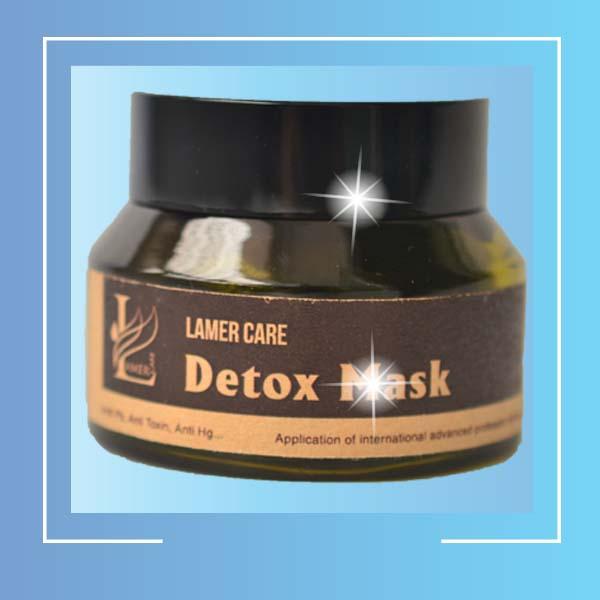 Mặt nạ thải độc phục hồi da hư tổn Lamer Detox Mark