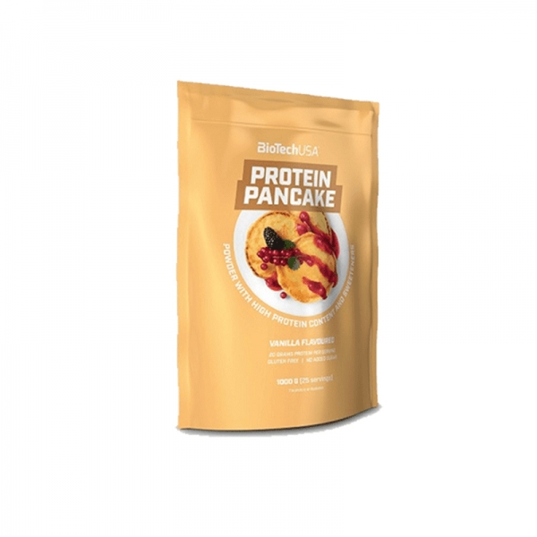 Bột Làm Bánh Protein Pancake BiotechUSA Túi 1Kg