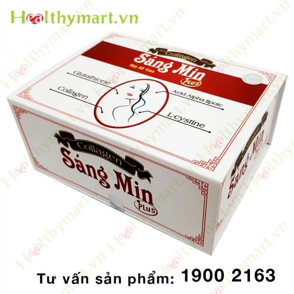 Collagen Sáng Mịn Plus – Da sáng mịn màng, ngăn ngừa lão hóa - 2