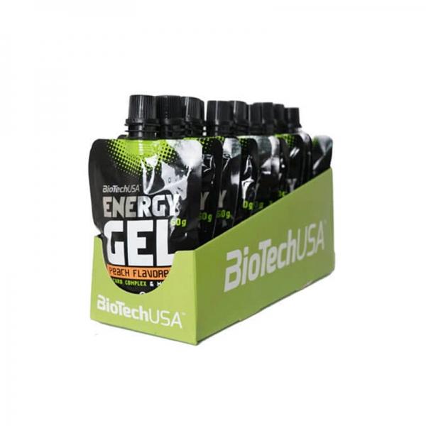 Gel Uống Bổ Sung Năng Lượng Và Vitamin ENERGY GEL BiotechuSA (60g/Gói)
