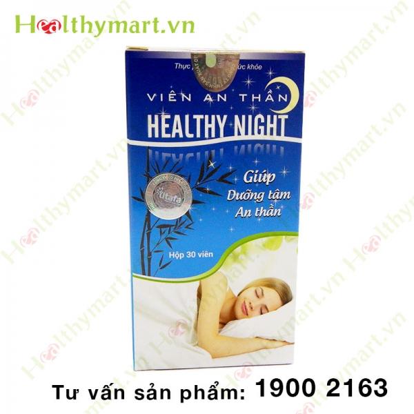 Viên Healthy Night - Dưỡng tâm an thần