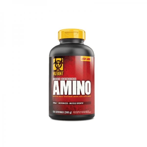 Hỗ Trợ Hấp Thu Dinh Dưỡng Tăng Cơ Mutant Amino Hộp 300 Viên