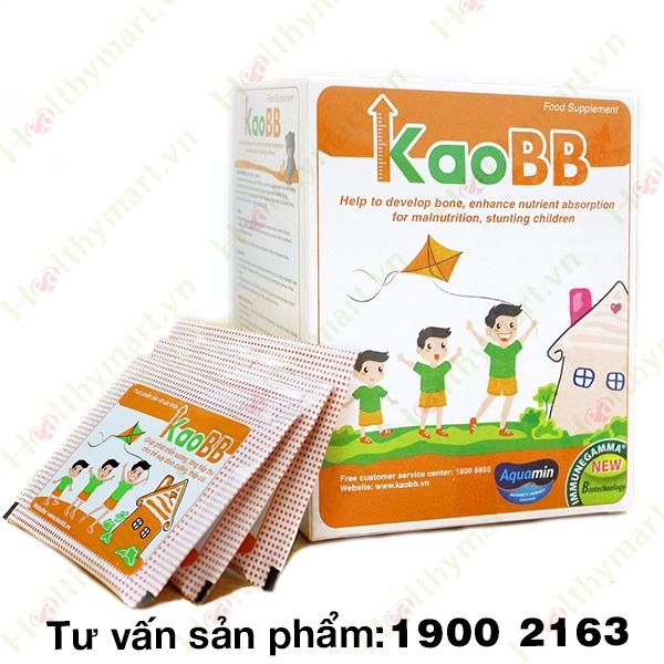 KAOBB - Phát triển xương khớp cho trẻ