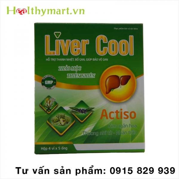 Bảo Vệ Gan Liver Cool