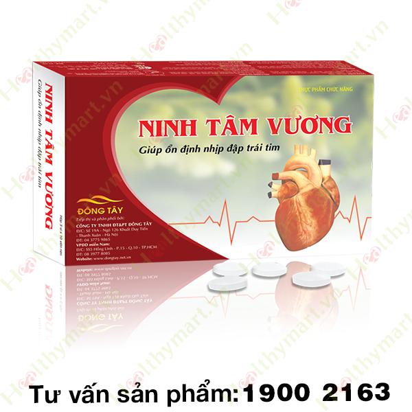 Ninh Tâm Vương - Ổn định nhịp tim