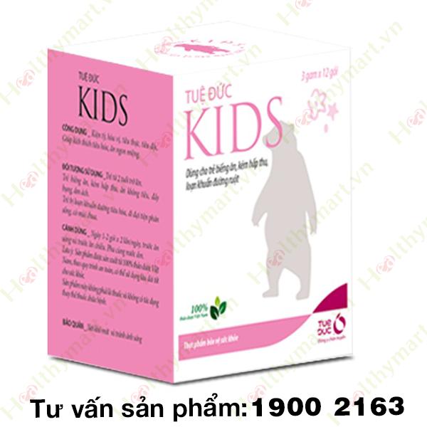 Tuệ Đức Kids - Kích thích tiêu hóa, giúp trẻ ăn ngon miệng