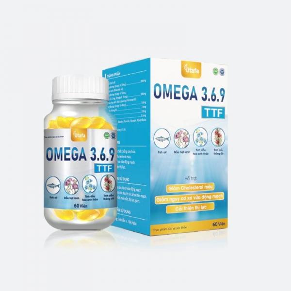 Viên OMEGA 3.6.9 TTF