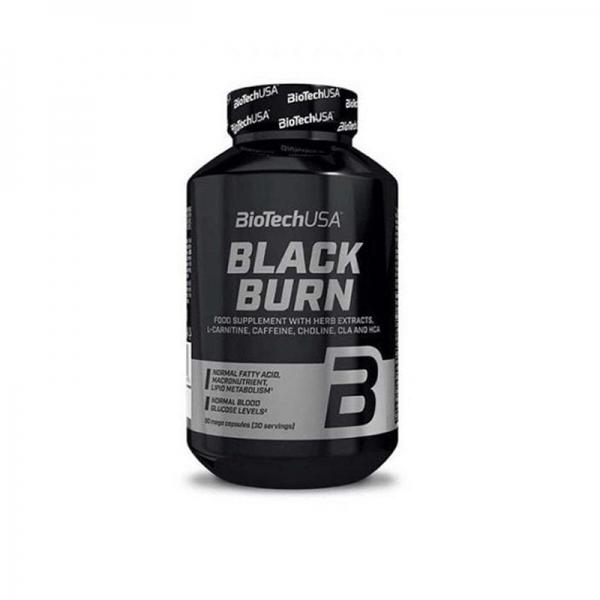 Viên Uống Đốt Mỡ Black Burn BiotechUSA Hộp 90 Viên