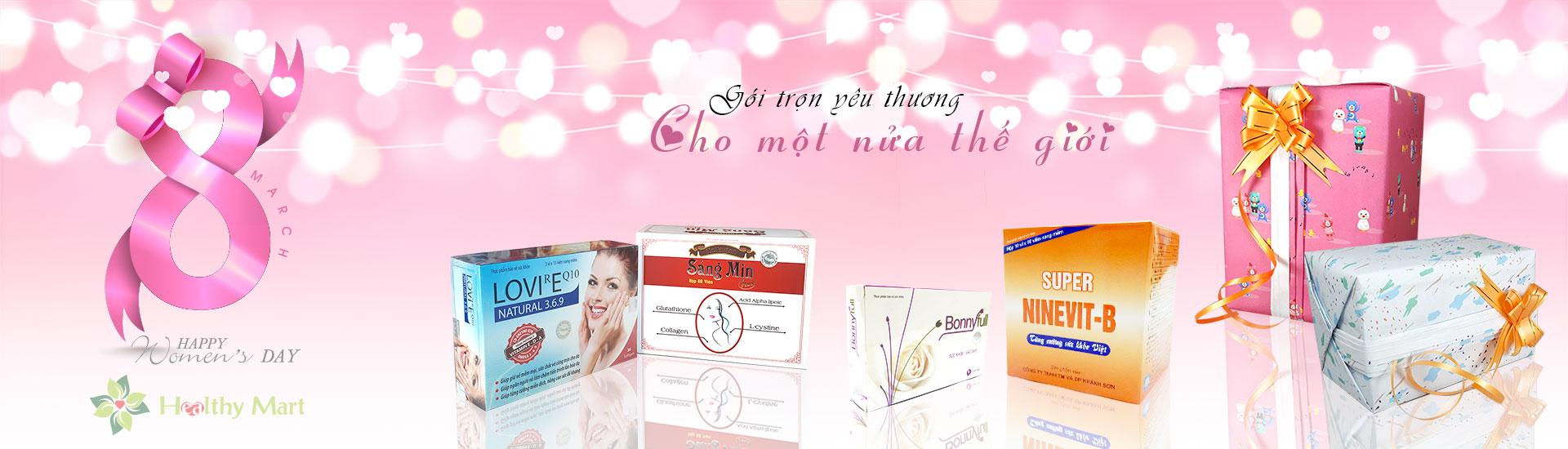 Healthy Mart-Giang Sinh Ve Qua Tran Tre-PubokidGold